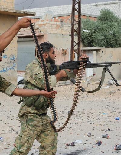 Tel Abyad ve Resulayn'da şiddetli çatışma