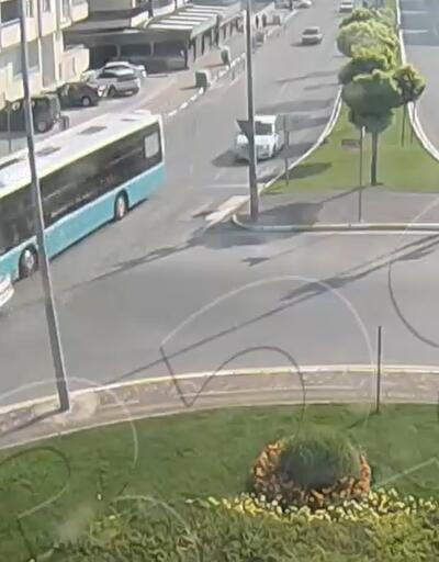 Yaşanan kazalar, MOBESE kamerasında