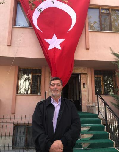 Azez şehidinin babası: Şehit babası olmakla şereflendik