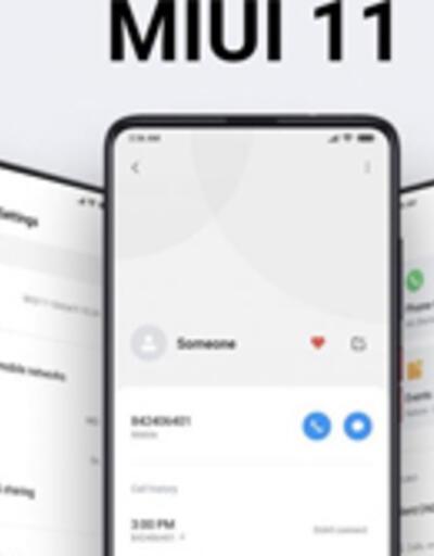 Xiaomi modelleri bugün açıklandı