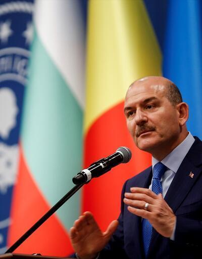Süleyman Soylu'dan 'Barış Pınarı Harekatı' açıklaması
