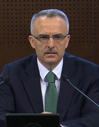Naci Ağbal: Ekonomimizin gücü Mehmetçiğe yeter