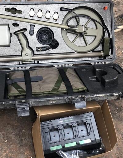 Resulayn'da teröristlere ait en büyük silah deposu bulundu