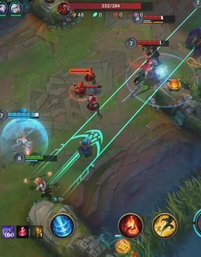 League of Legends: Wild Rift neler sunuyor?