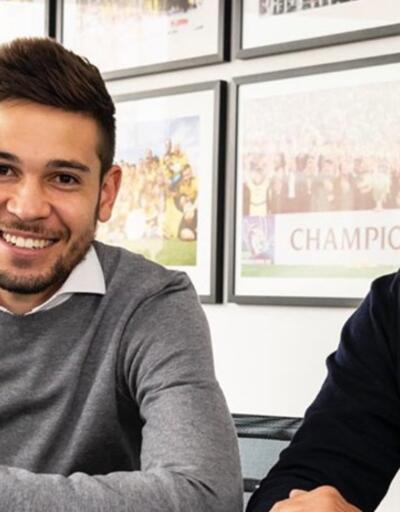 Raphael Guerreiro'nun sözleşmesi uzatıldı