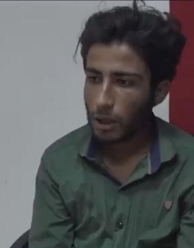 Teslim olan terörist, terör örgütünün acımasız yüzünü anlattı