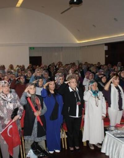 Çankırılı kadınlar, Mehmetçik için dua etti