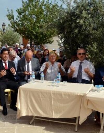 Kırıkhan'da Barış Pınarı Harekatı'na destek