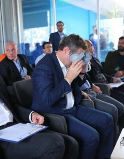 Girişimcilerin projeleri Başakşehir'de yarıştı