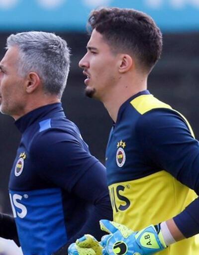 Fenerbahçe'de kalecileri grip vurdu