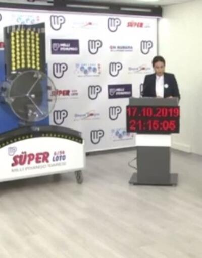 Süper Loto büyük ikramiyesi tek kişiye gitti! Süper Loto sonuçları 17 Ekim