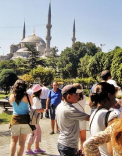 """""""İstanbul'a gelen turistin İstanbul nüfusunu geçmesini bekliyoruz"""""""