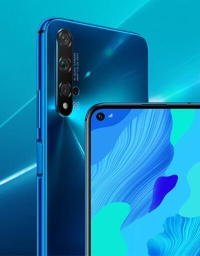 Honor 20, Huawei nova 5T ismiyle Avrupa pazarında boy göstermeye hazırlanıyor