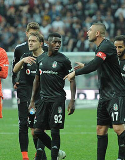 Beşiktaş'ın Ankaragücü kadrosunda 5 eksik