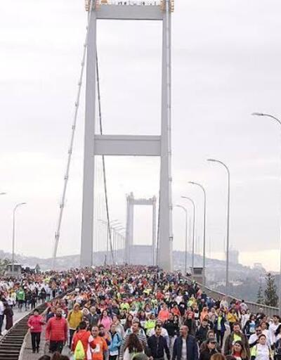 İstanbul Maratonunda ödüller belirlendi