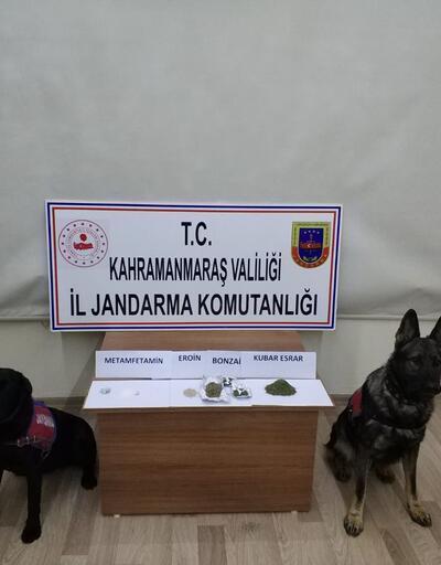 Kahramanmaraş'ta uyuşturucu operasyonu: 28 gözaltı