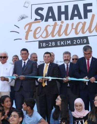Kepez'in Sahaf Festivali açıldı