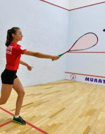 Squash Şampiyonası devam ediyor