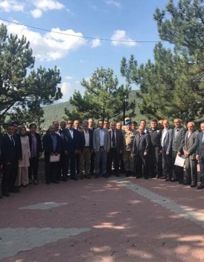 Koyulhisar'da Muhtarlar Günü kutlandı
