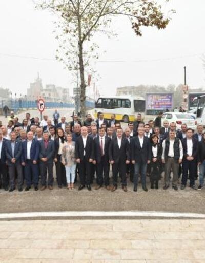 Mustafakemalpaşa'da Muhtarlar Günü törenlekutlandı