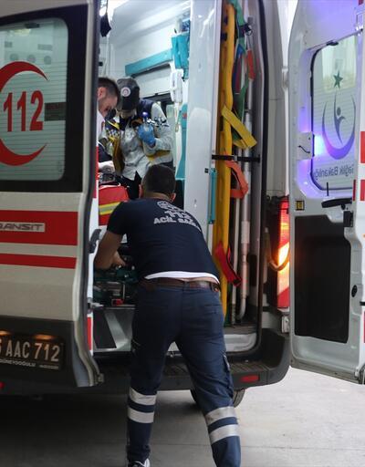 Yıldırım düşmesi sonucu ağır yaralanan çocuk öldü