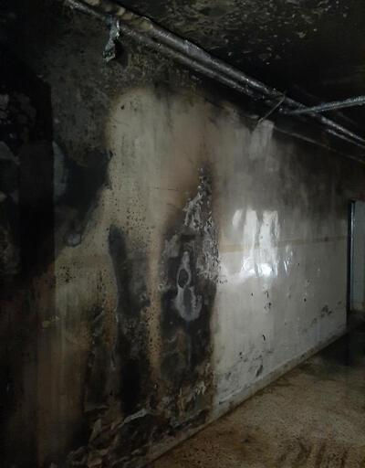 MSB terörün hedef aldığı hastaneden yeni görüntüler paylaştı
