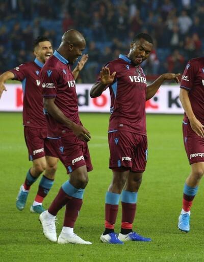 Trabzonspor'dan gol şov
