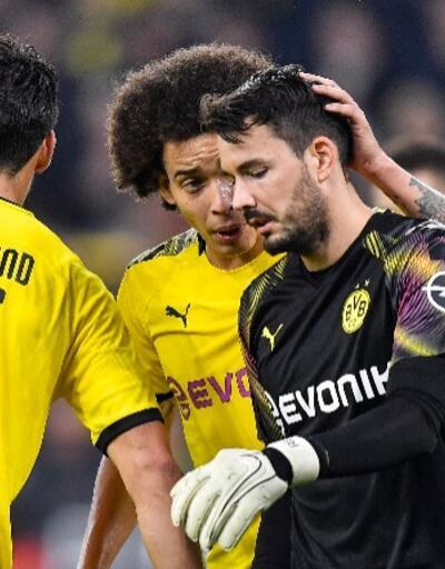 Borussia Dortmund lideri yendi