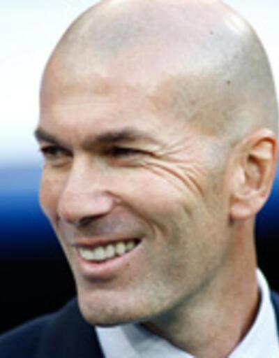"""Zidane: """"Çare İstanbul!"""""""