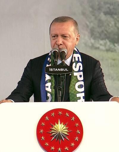 Cumhurbaşkanı Erdoğan: Anlaşmaya uyulmazsa harekata devam ederiz