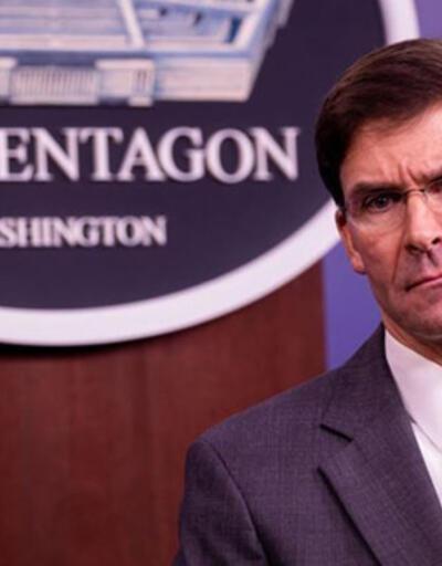 ABD Savunma Bakanı Esper, Afganistan'da