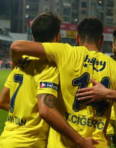 Denizlispor - Fenerbahçe: 1-2