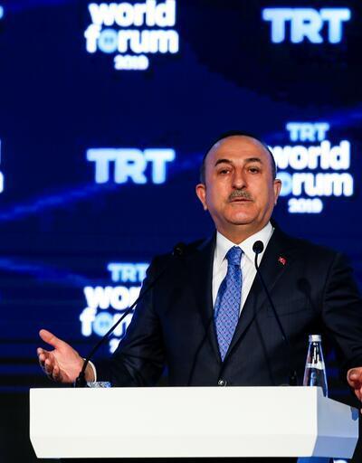 Dışişleri Bakanı Çavuşoğlu'ndan flaş Suriye açıklaması