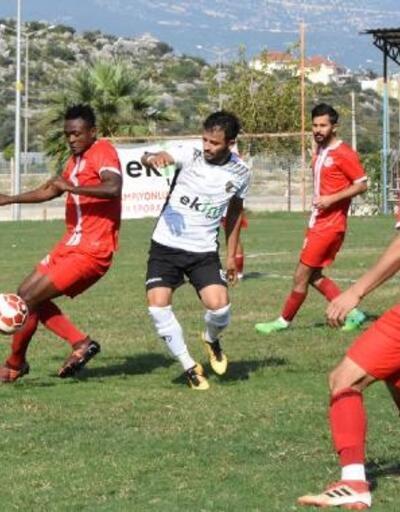 Beymelek, Kırkgöz'ü 2 golle geçti