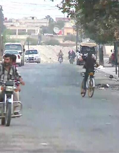 Mutabakatın ardından Tel Abyad'da son durum