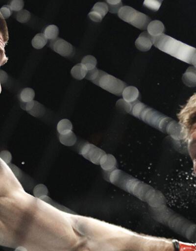 Nurmagomedov ile McGregor arasında küfürlü tartışma!