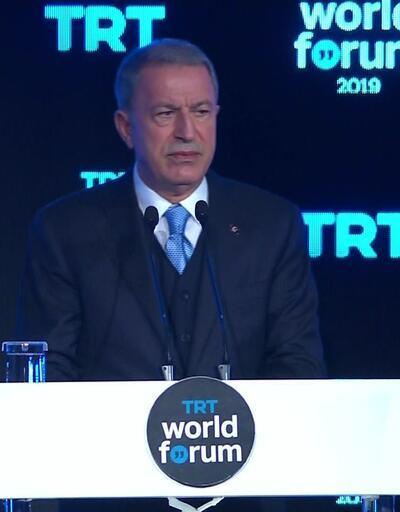 Son dakika: Hulusi Akar'dan NATO açıklaması