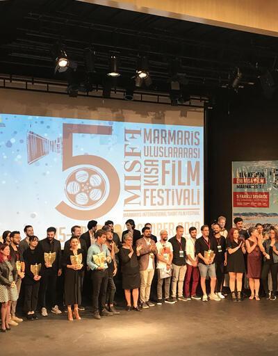 Marmaris Kısa Film Festivali'nde ödüller sahiplerini buldu