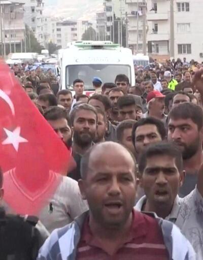 Türkiye şehitlerine veda etti
