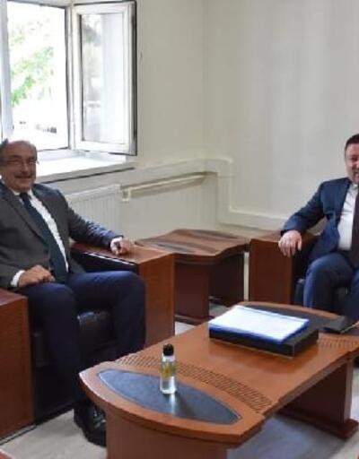 Beyoğlu'dan Dışişleri Bakanlığı İrtibat Bürosu'na ziyaret