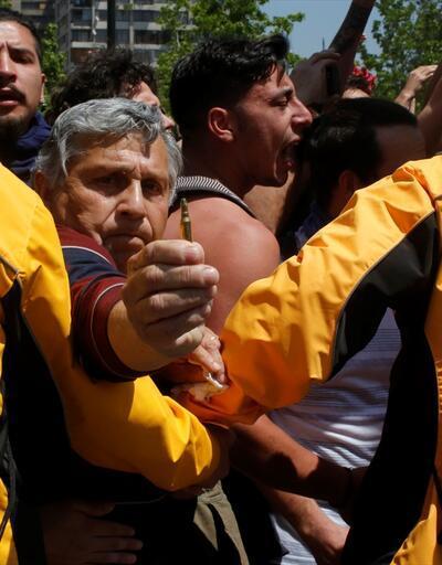 Şili'deki protestolarda bilanço ağırlaşıyor: Ölü sayısı 11'e yükseldi