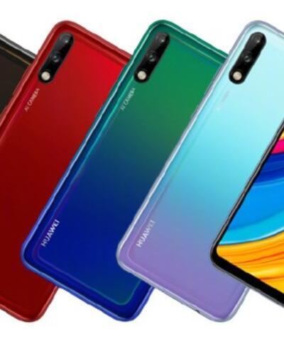 Huawei Enjoy 10 tanıtıldı