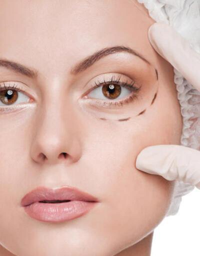 Göz altı torbalarına dikişsiz tedavi