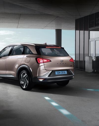 Hyundai NEXO çarpışmayı geçti