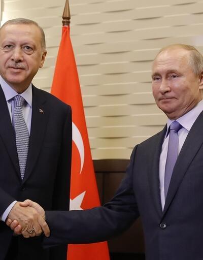 Son dakika... Soçi'de kritik buluşma: Cumhurbaşkanı Erdoğan Putin ile görüşüyor