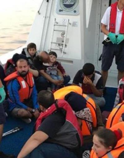 Balıkesir'de 60 düzensiz göçmen yakalandı