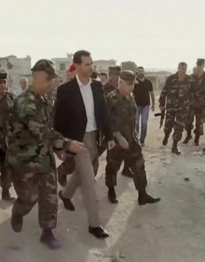 Suriye savaşı başladığından beri bir ilk