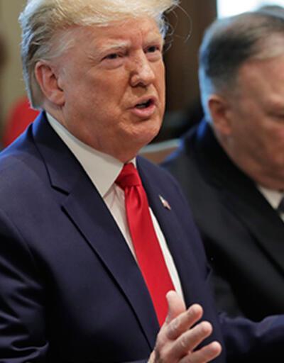 Trump: Türkiye, Suriye ve Orta Doğu'ya ilişkin iyi haberler geliyor gibi