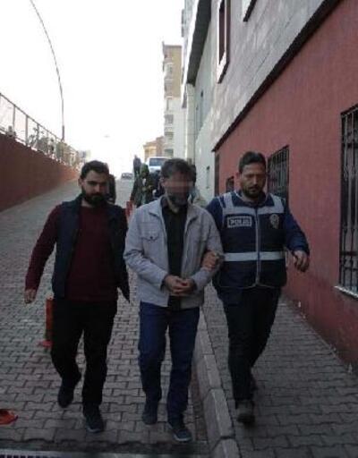 Kayseri'de 41 kişinin yakalanmasına yönelik FETÖ operasyonu