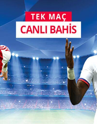Ajax-Chelsea maçına Misli.com'da CANLI OYNA!